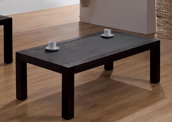 home living room coffee tables wood granite coffee table