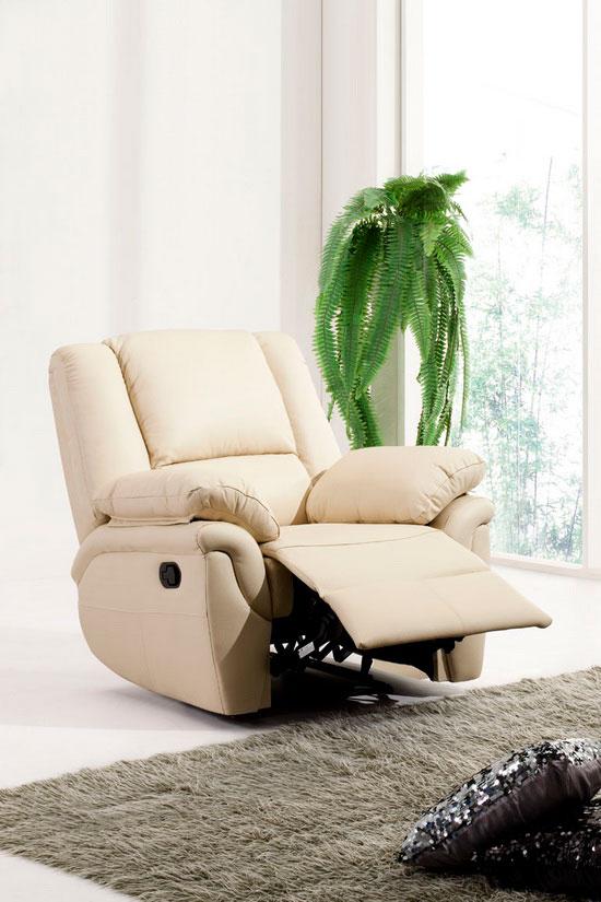Leather Recliner Chair Elan By Furnitureulike