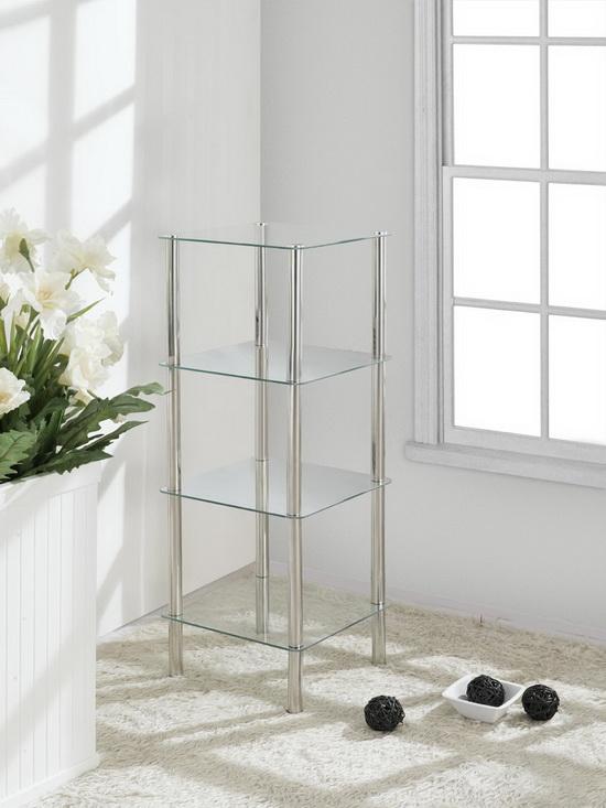 Bathroom table stand
