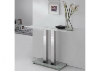 Ice White Console Table