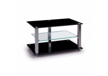 Ice - Glass TV Stand